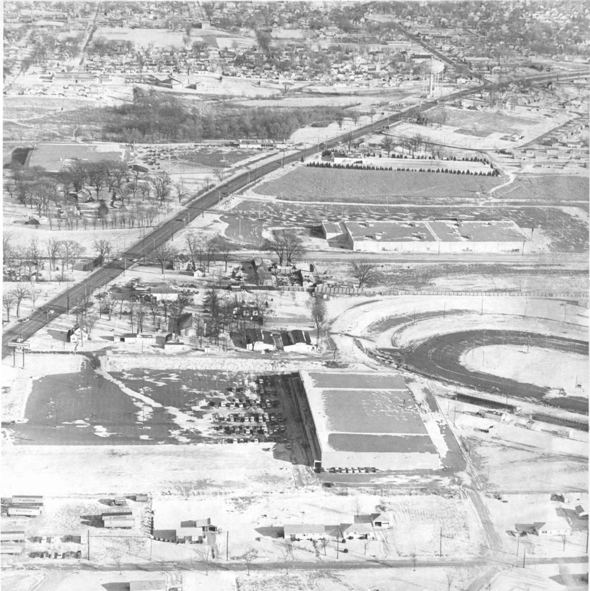 Highway 218/Tunis Speedway