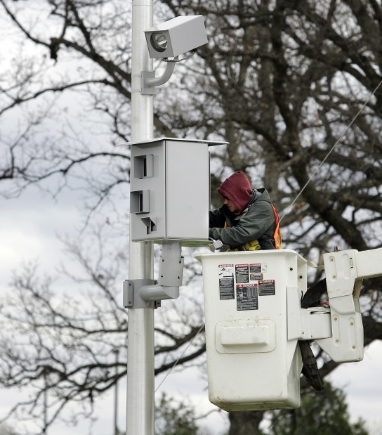 Waterloo council continues to ponder traffic/speed cameras