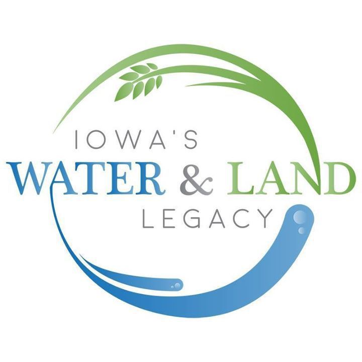 water and land logo