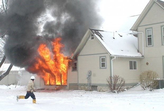 Wood stove may have caused Osage house fire - Wood Stove May Have Caused Osage House Fire Local News