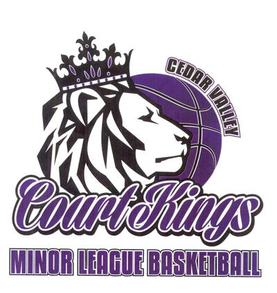 Cedar Valley CourtKings logo 2016
