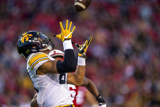 Iowa dominates Huskers 56-14 in what may be Riley's sendoff