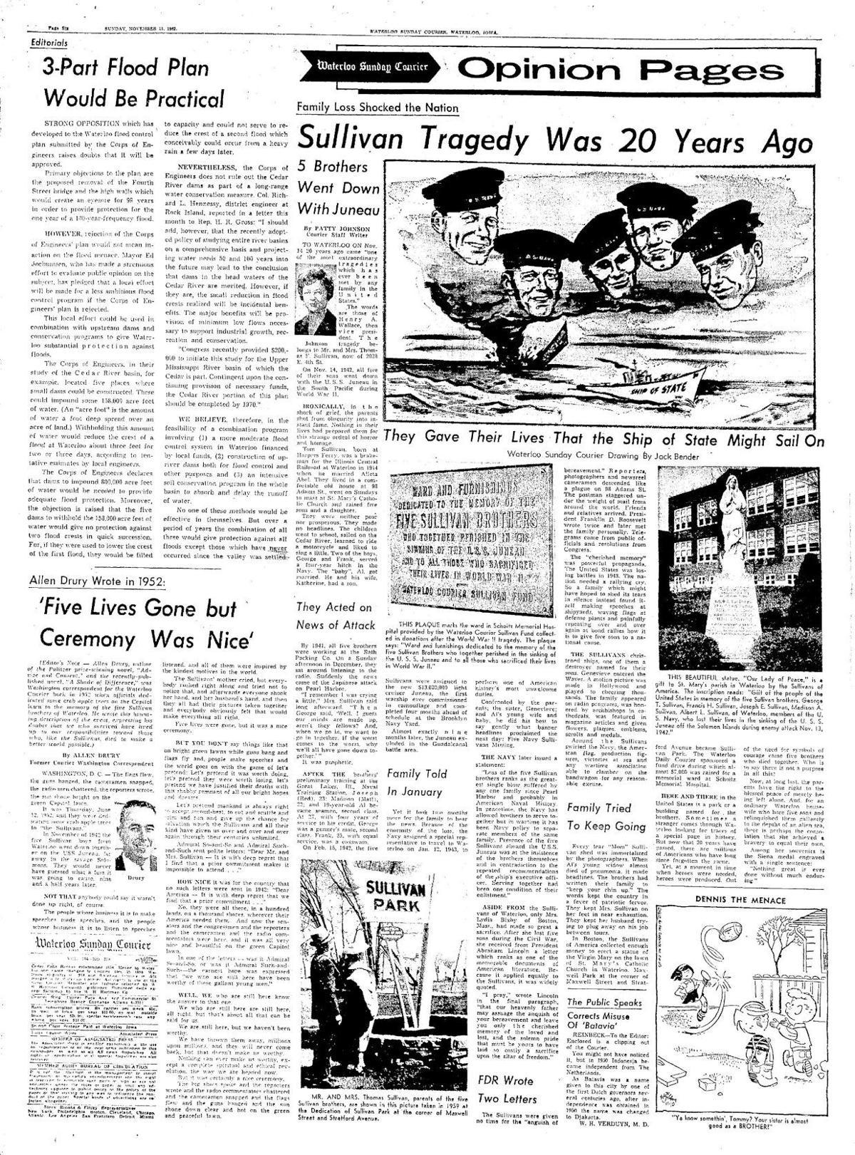 Courier Nov. 11, 1962