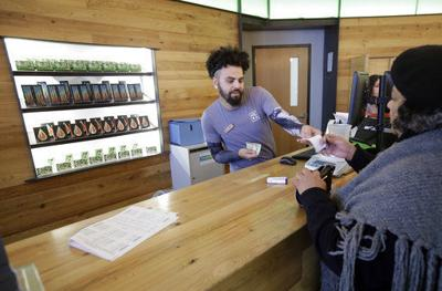 After long wait, 1st legal pot shops on East Coast to open