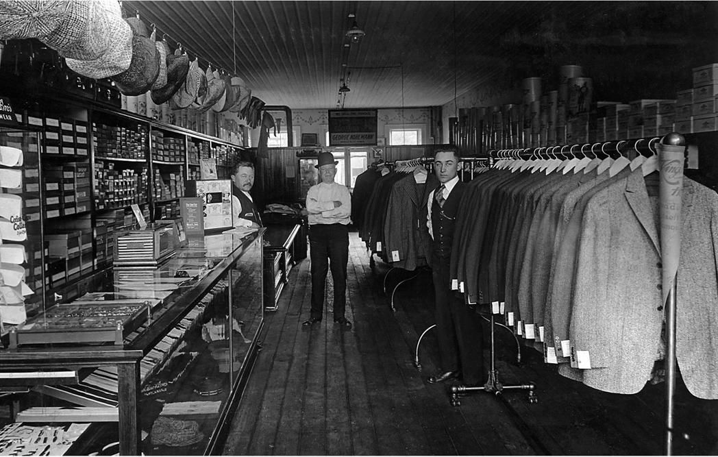 George Kohlman Tailor Shop