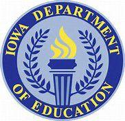 Iowa department of education logo