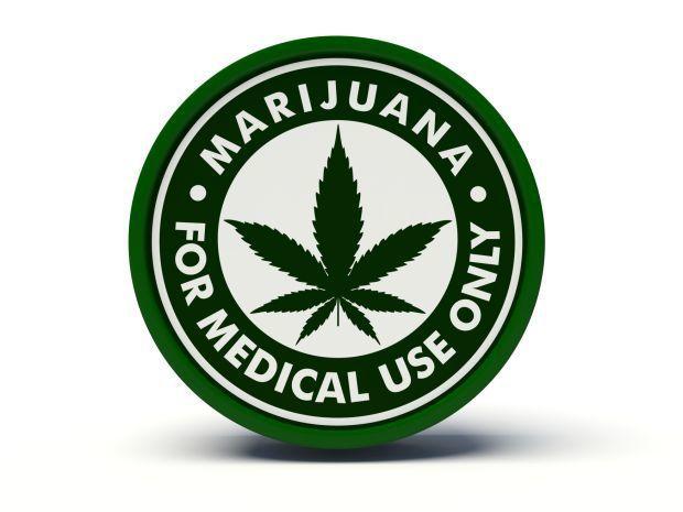 medical marijuana clip art