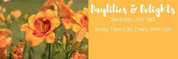 Daylillies event