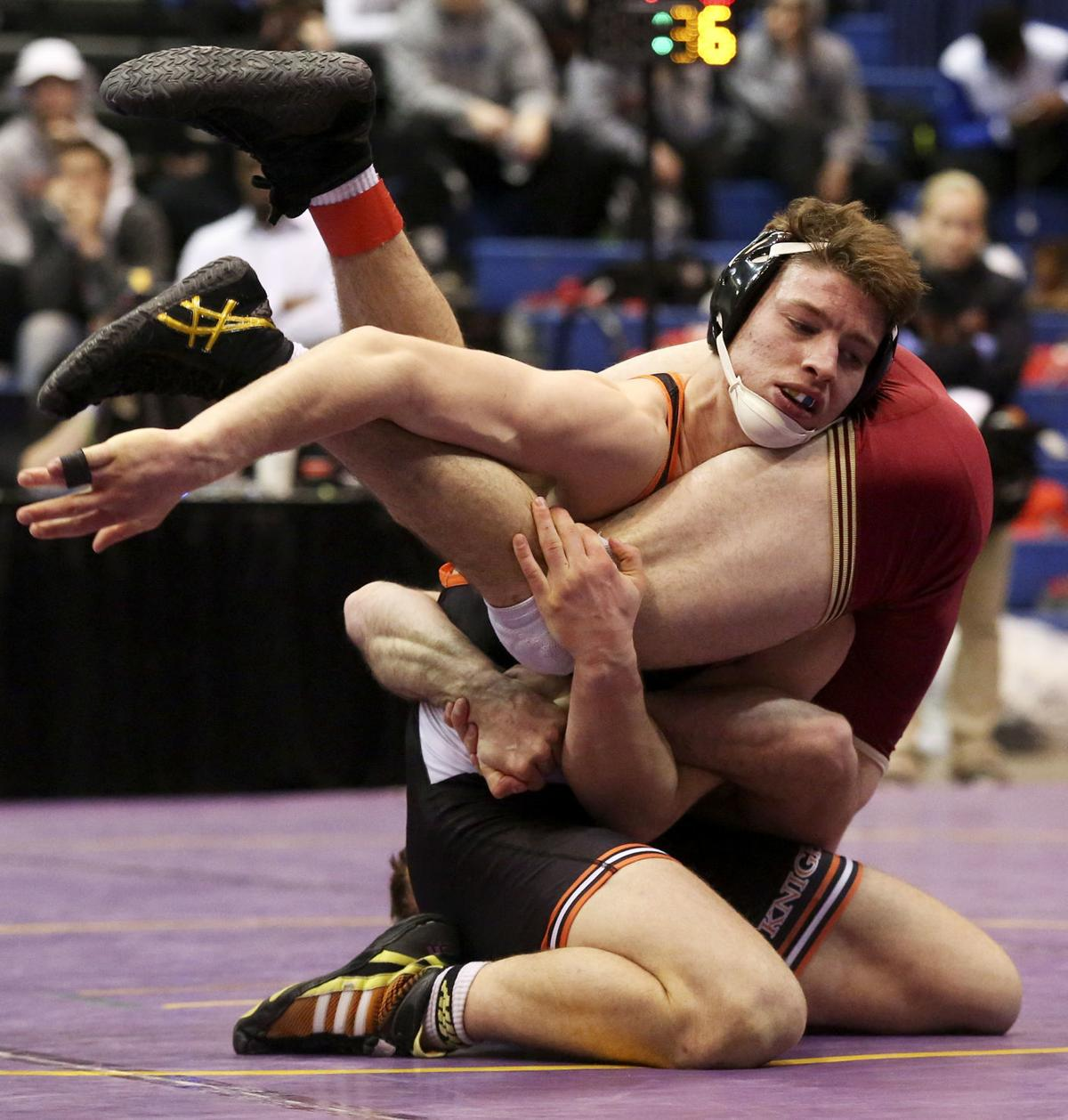 NCAA DIII Lower Midwest Regional Wrestling tournament