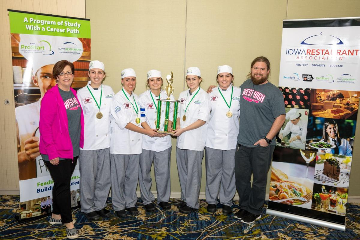 West state culinary champs 2017
