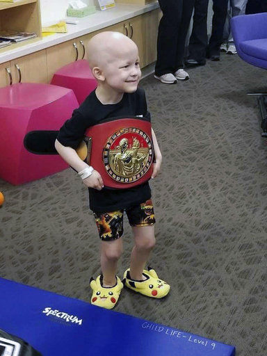 Obit, memorial service of 5-year-old Iowa boy gets attention