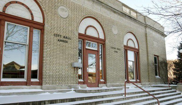 Cedar Falls Post Office - City Hall Annex