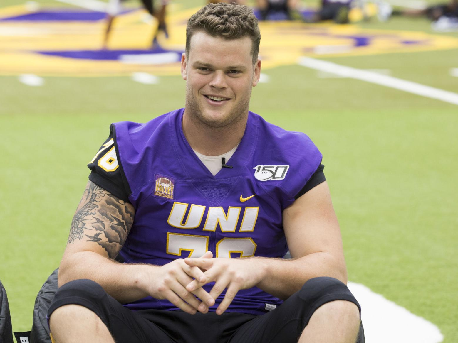 UNI football: Farley proud of Brown's Senior Bowl invite | PantherMania.net  | Football | wcfcourier.com