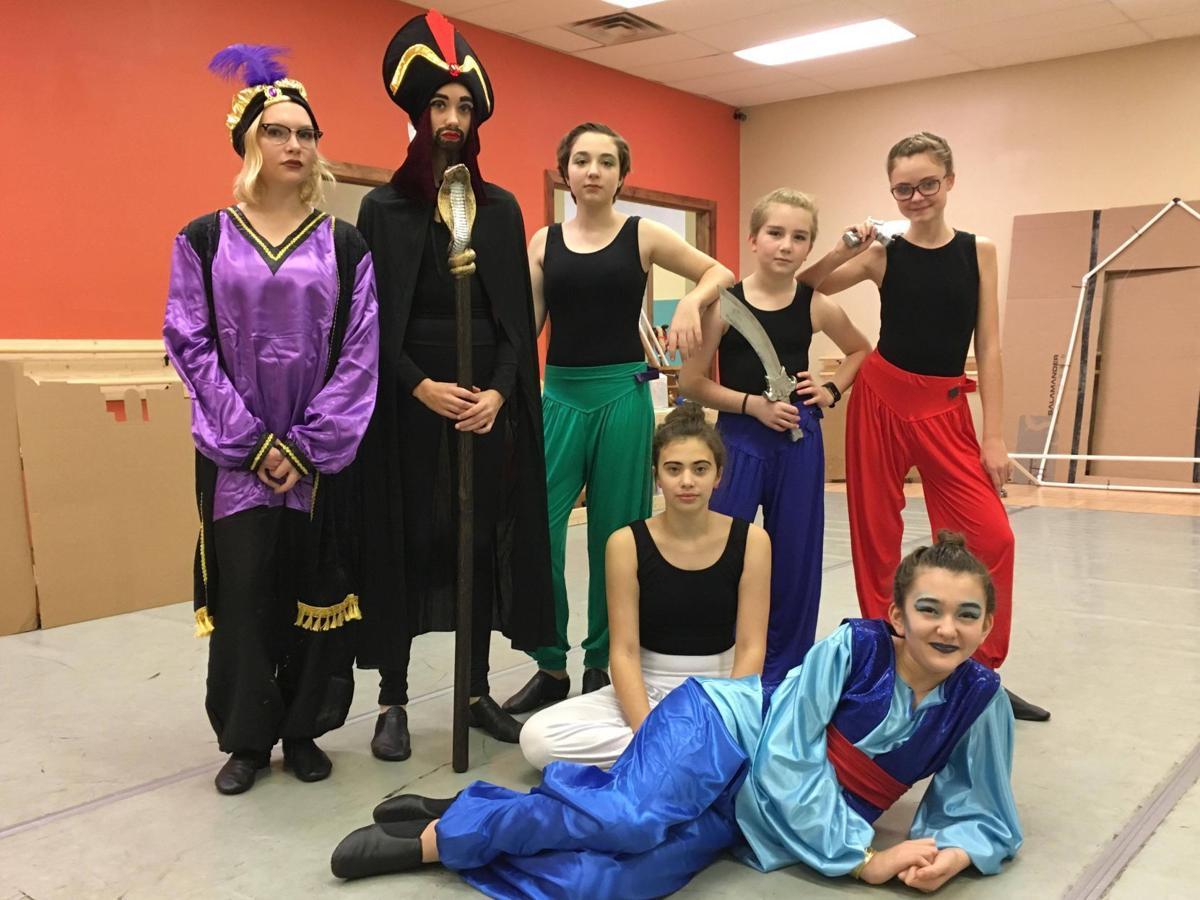 Aladdin Dance Spectacular