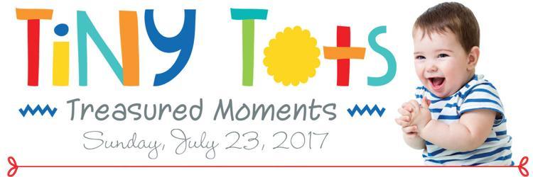 Tiny Tots Treasured Moments