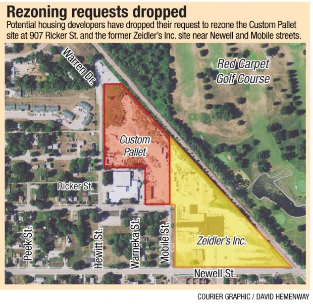 Plans Dropped For Two Low-income Housing Projects On East