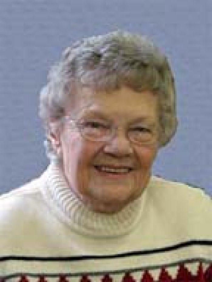 Alice Luchtenburg (1921-2013) - Waterloo Cedar Falls Courier