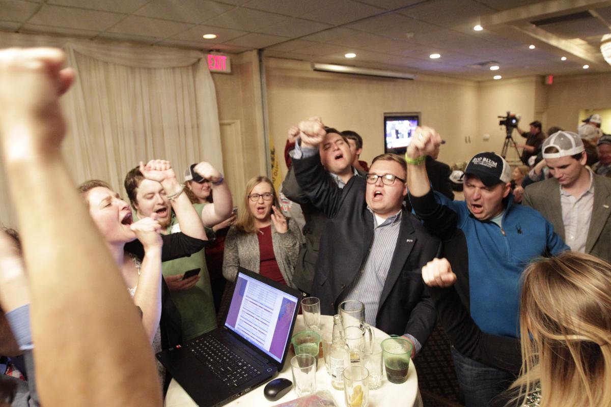 Update Blum Wins 2nd Term In Iowa 39 S 1st District