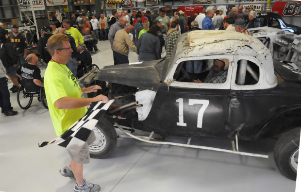 Drivers, fans reunite to remember Tunis Speedway
