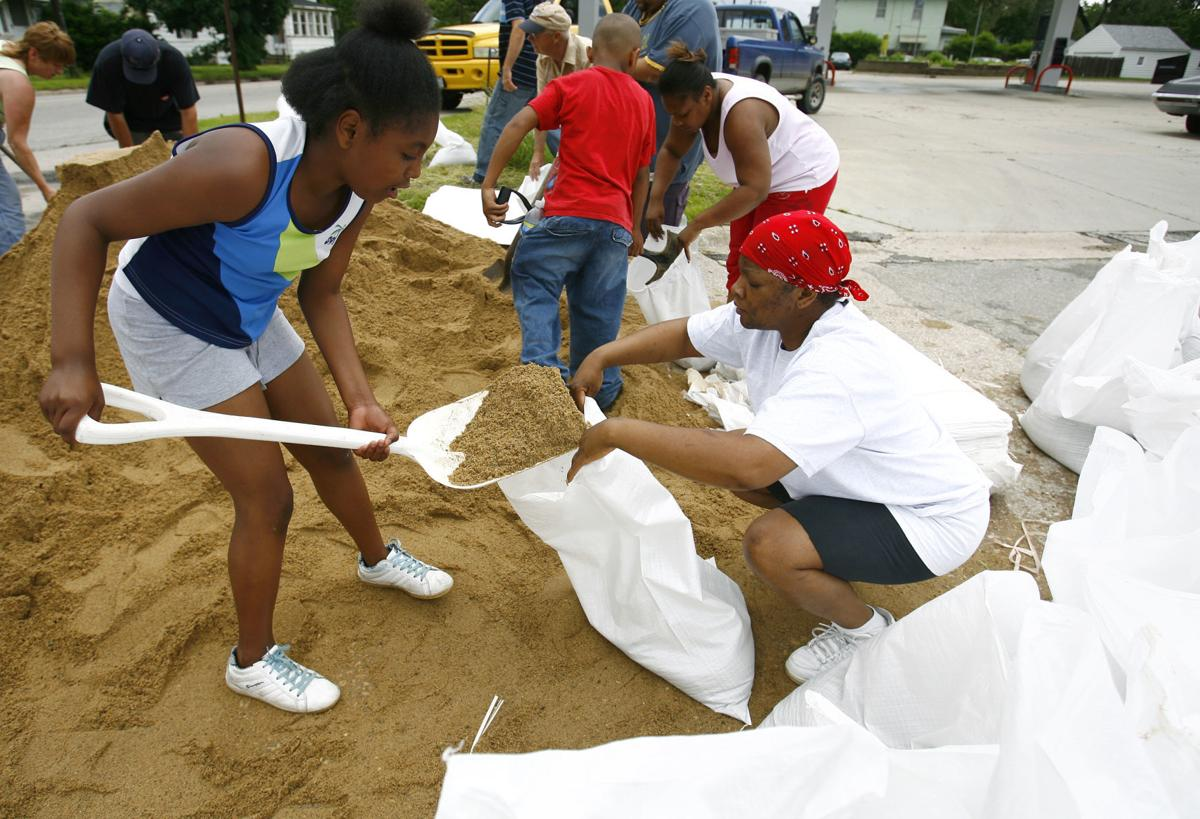 Photos: a look back at the 2008 Flood | Local News | wcfcourier.com