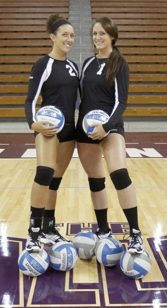 Blankenship, Payton blossom in UNI program | Volleyball | wcfcourier.com