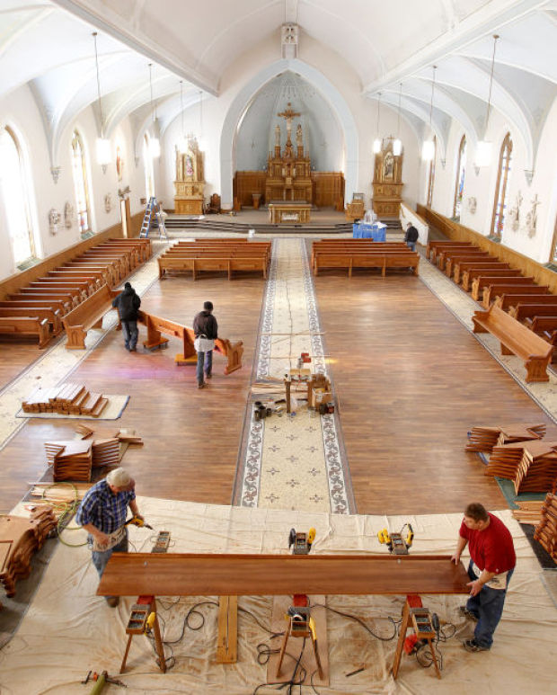 Waterloo Church Renovation Fit For A Queen