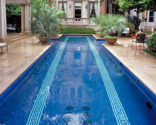Dive In: How to Choose Swimming Pool Tile | Cedar Valley ...