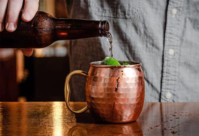 Moscow mule action