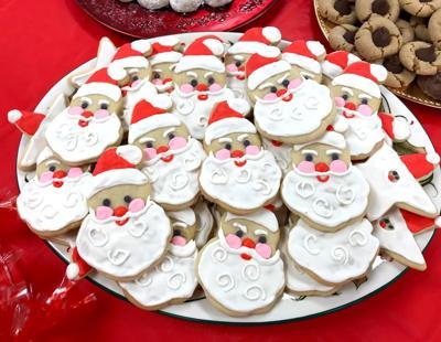 St. Gabriel holiday cookie walk
