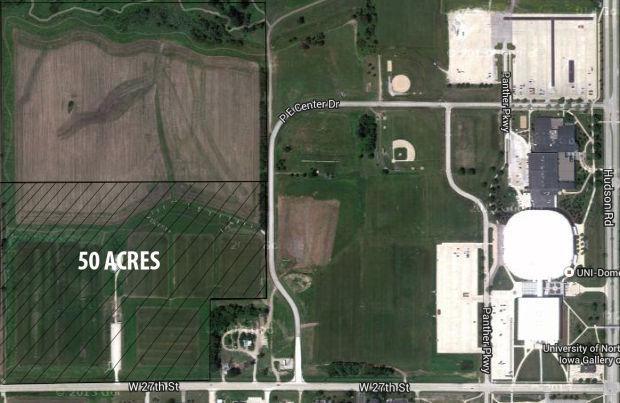 Proposed CFHS location