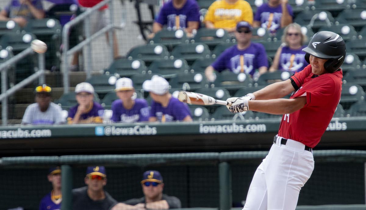 Cedar Falls vs Johnston 4A state baseball