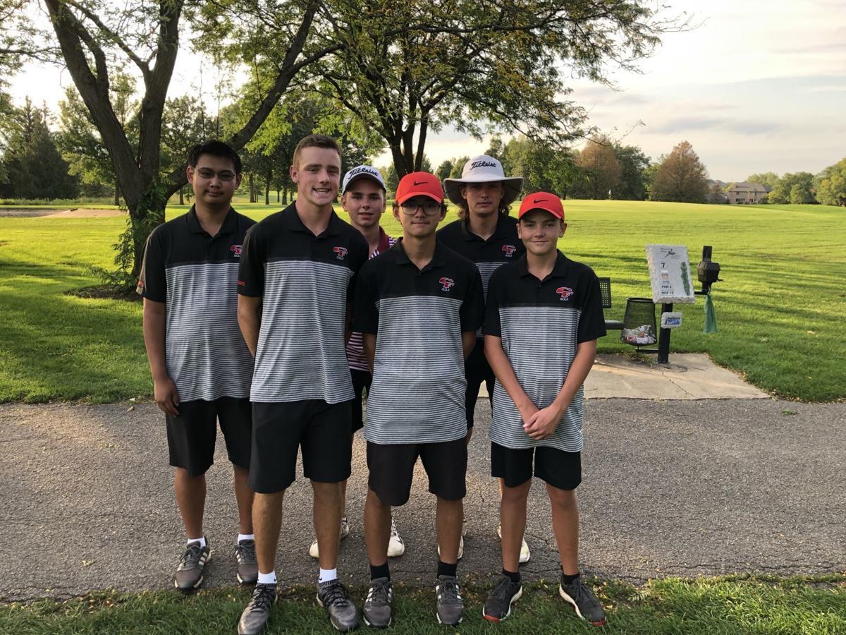 all-metro boys' golf