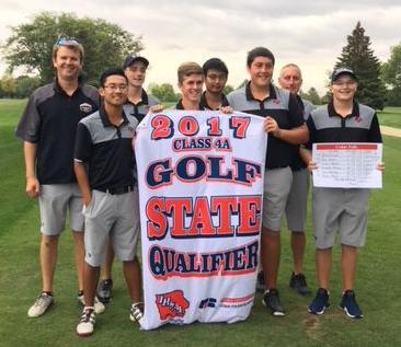 Cedar Falls golf 2017