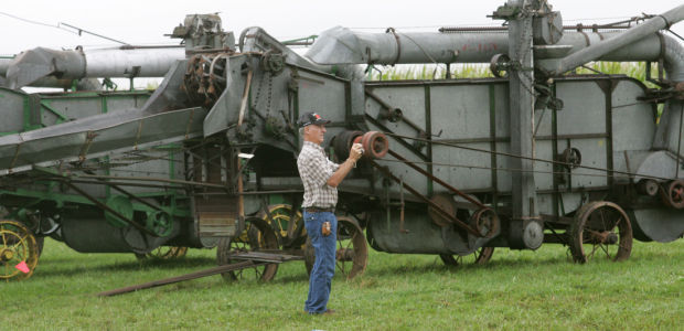 Photos Antique Farm Equipment Auction Local News Wcfcourier Com