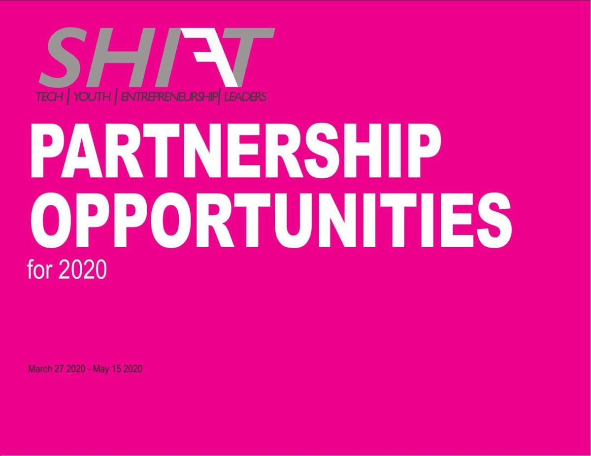 PDF: SHIPHT parnership opportunities