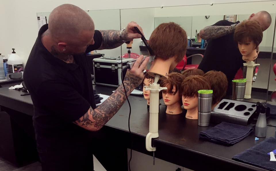 Salon Professional Academy