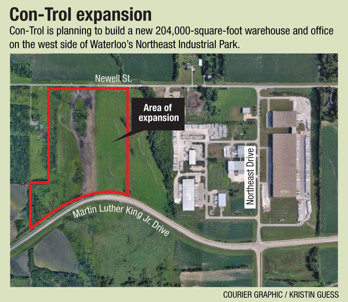 Con-Trol expansion