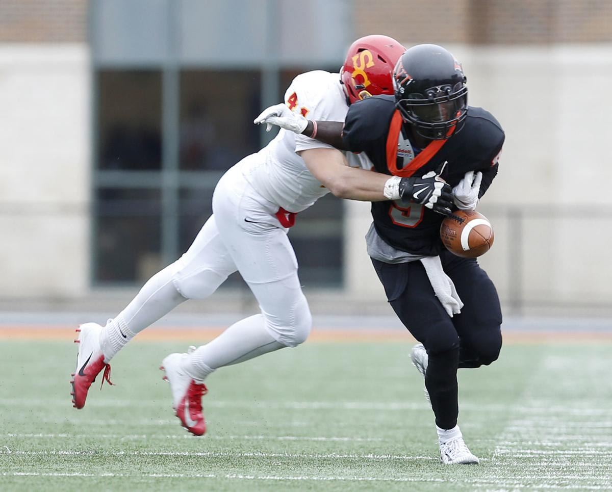 College football: Simpson stuns Wartburg in overtime ...