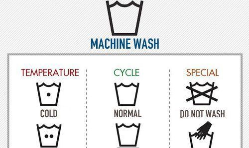 Use This Cheat Sheet To Decipher All Those Complicated Laundry Instructions