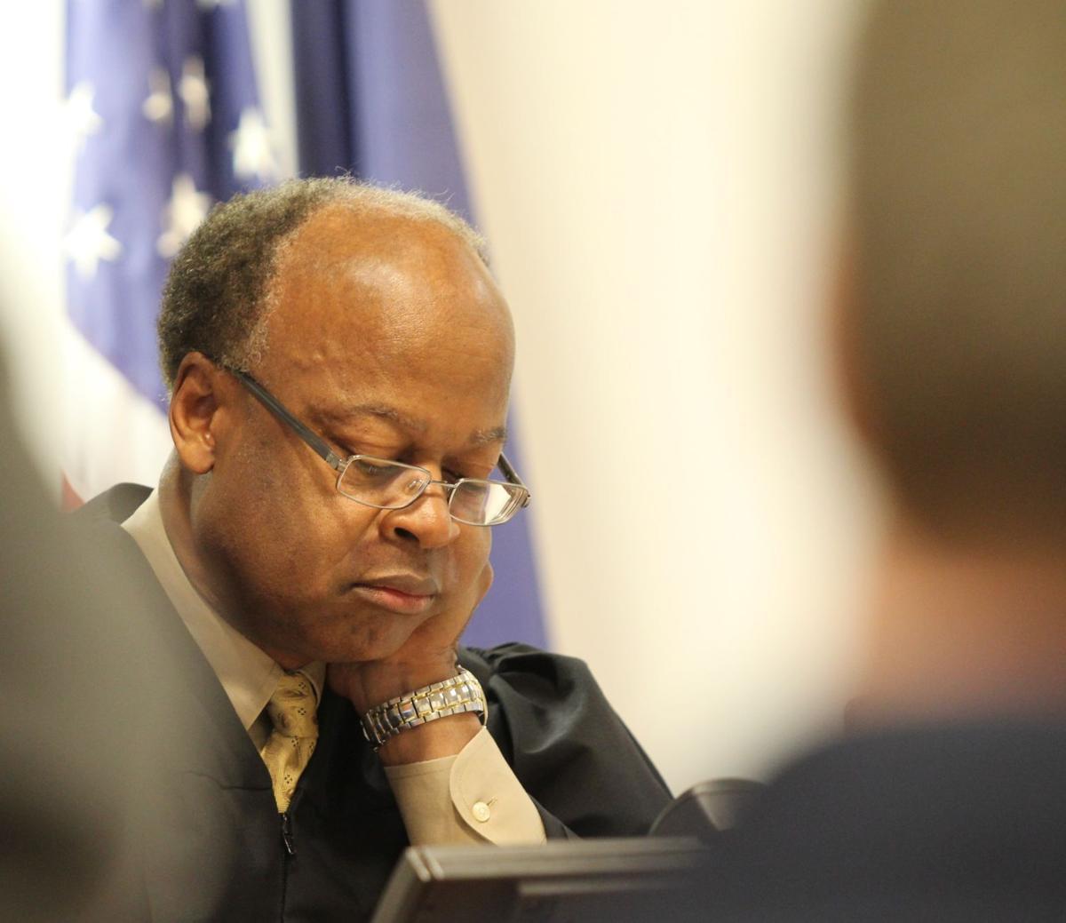 Judge Jeffrey Harris
