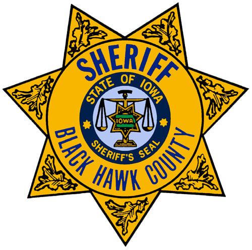 clip art Black Hawk County Sheriff's logo