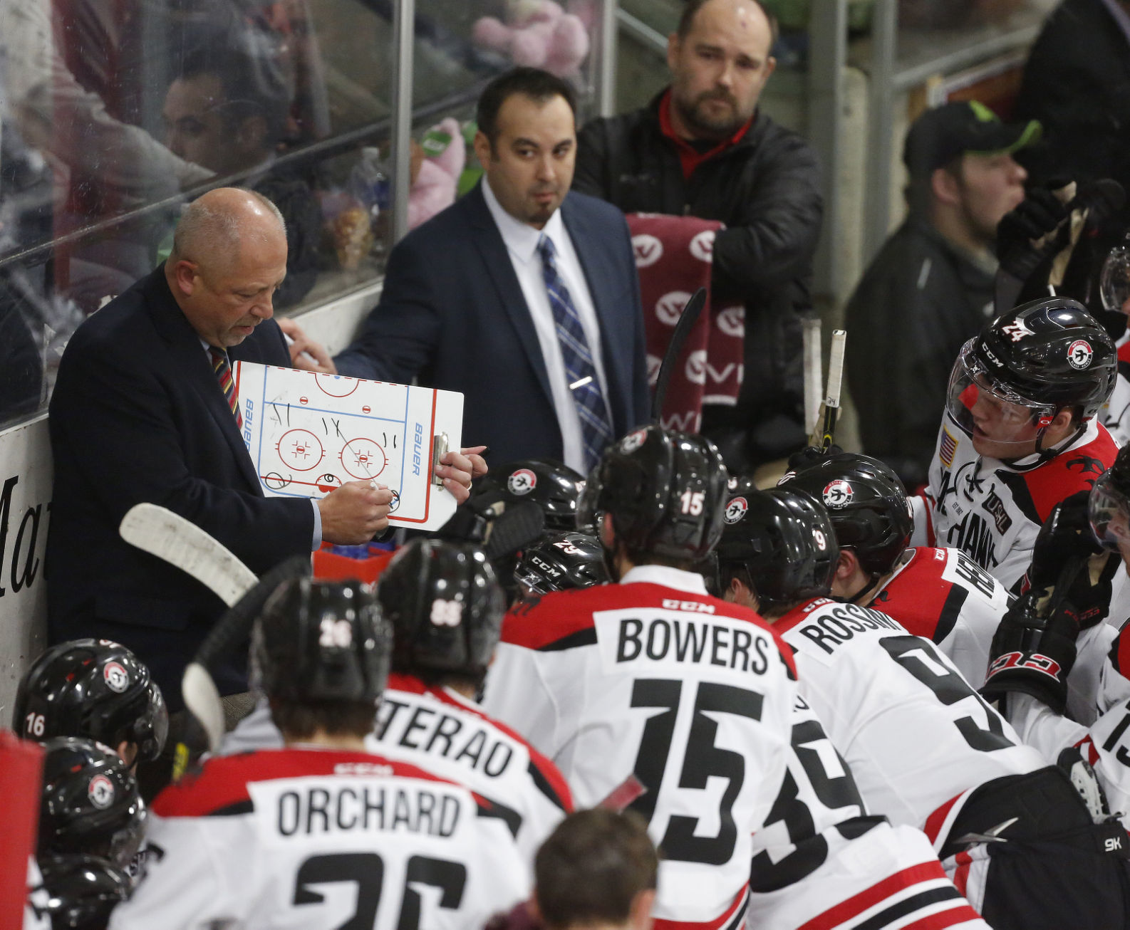 USHL: O'Handley Named USHL's Coach, GM Of The Year