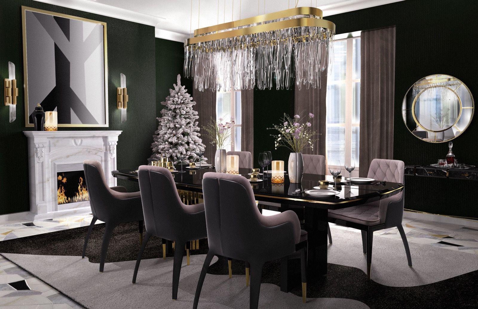 Beautiful Dining Room Main