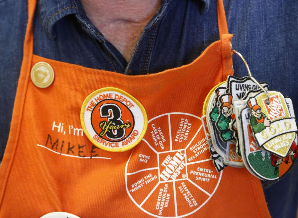 After Car Wreck Man Finds Purpose At Home Depot Business Local News Wcfcourier Com