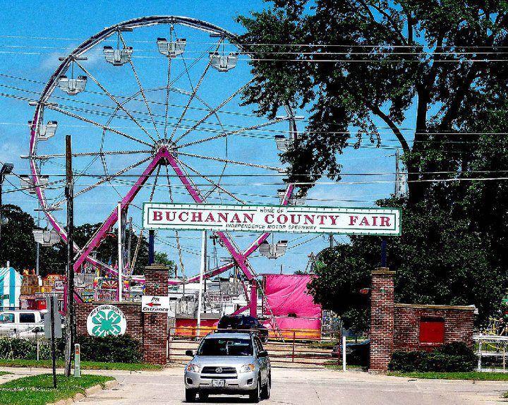 Buchanan co fair