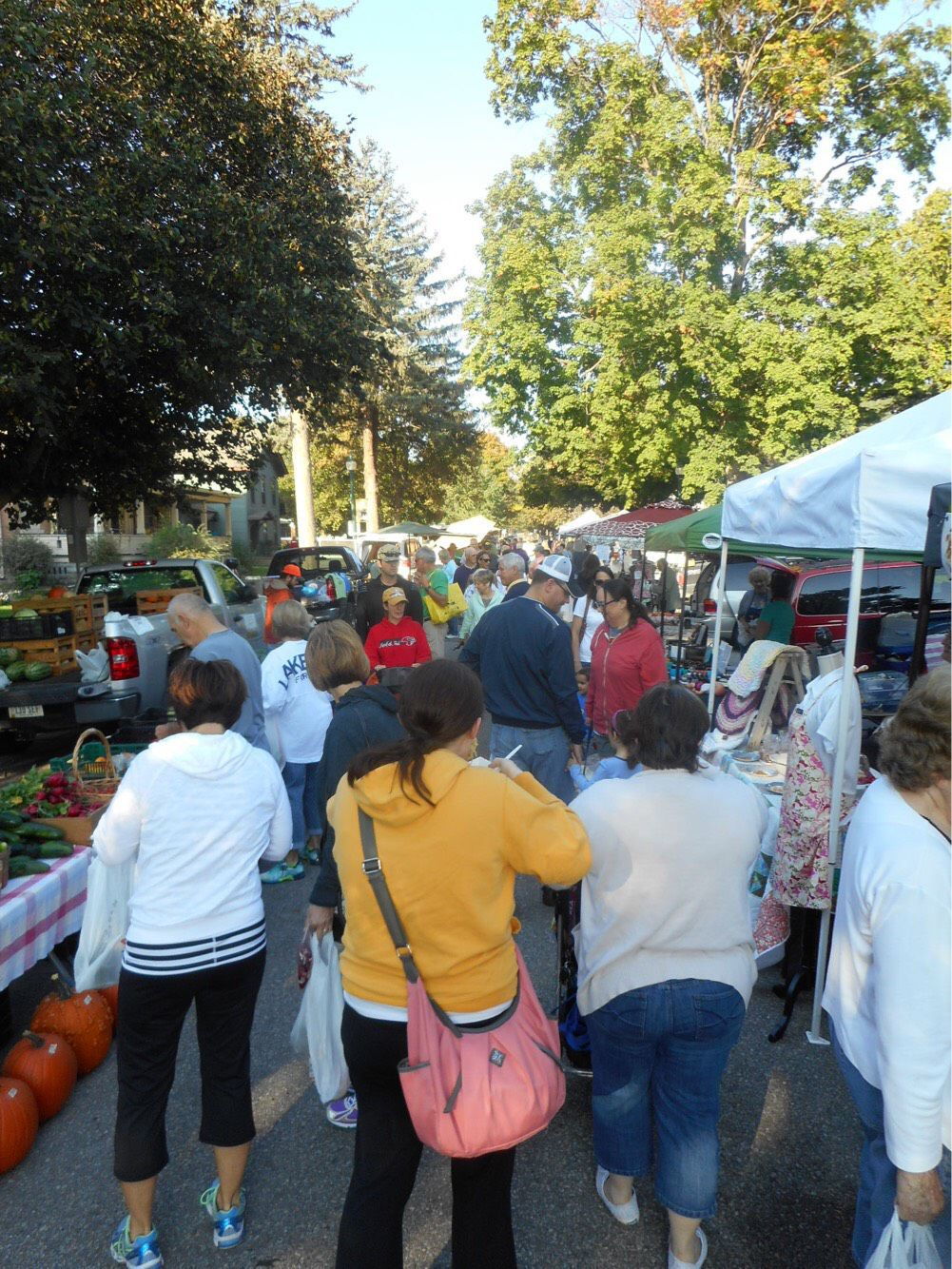 Farmers' markets open next week with local produce, goods