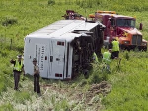 Casper, Wyo , drum and bugle corps in I-80 crash to travel