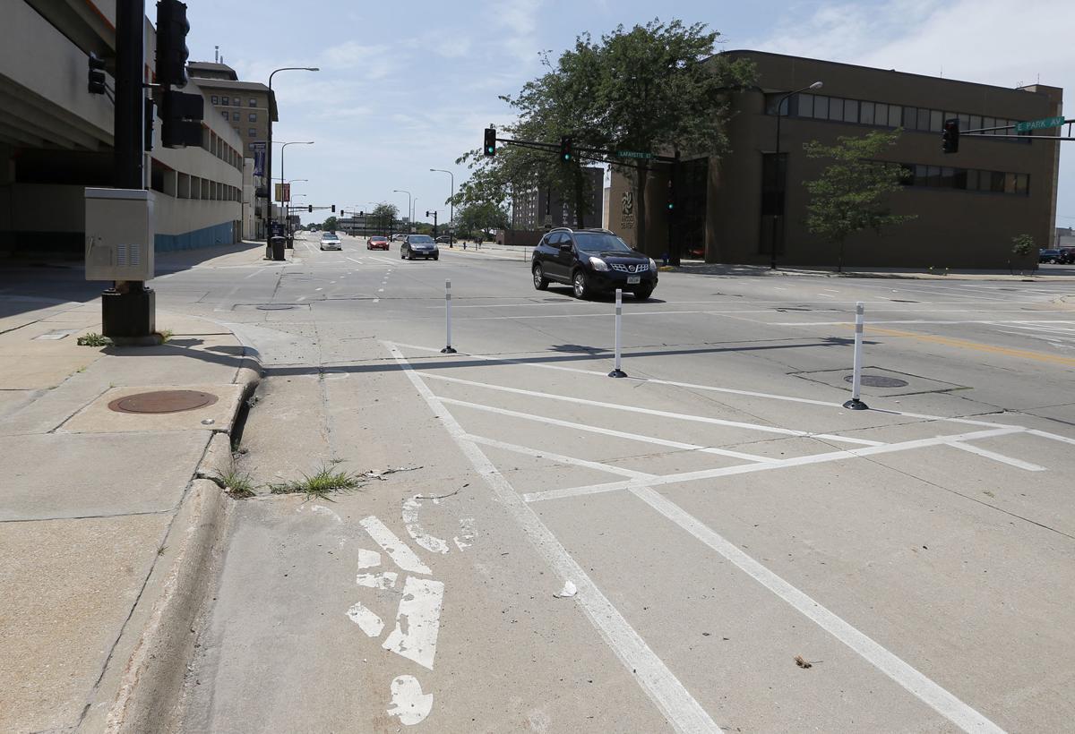 071018bp-bicycle-lane-pylons