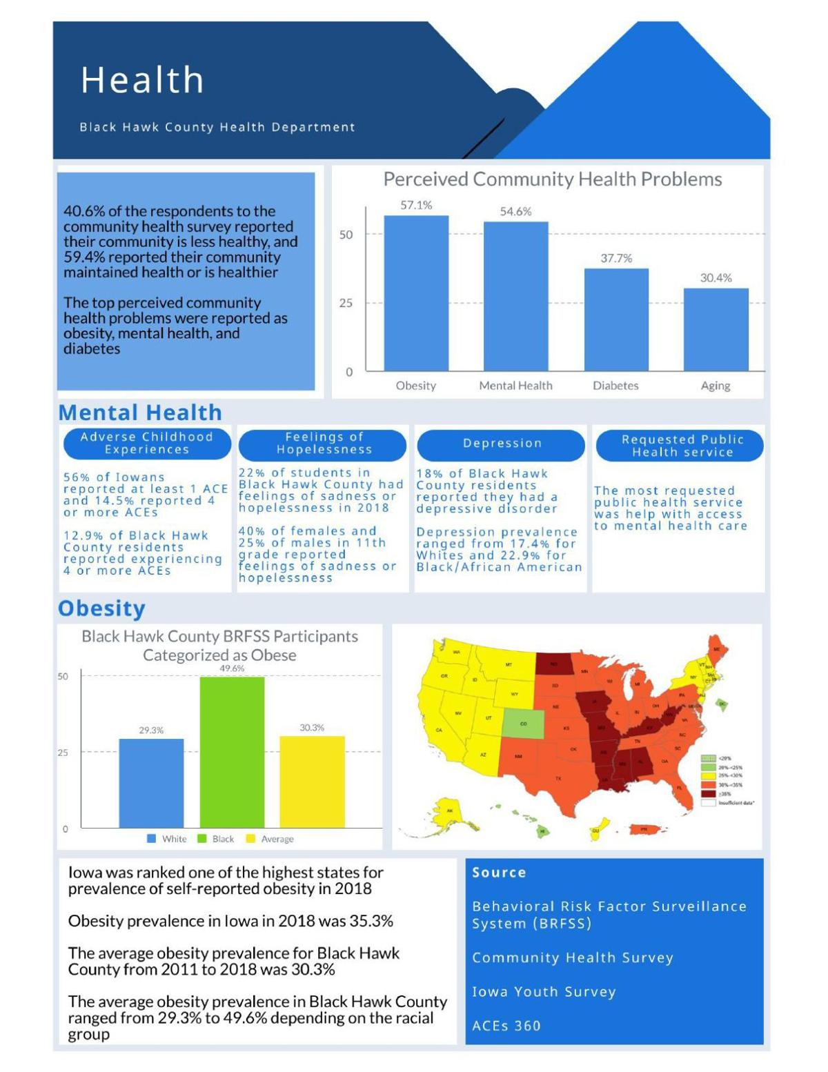 Black Hawk County Health Needs Assessment Page 2
