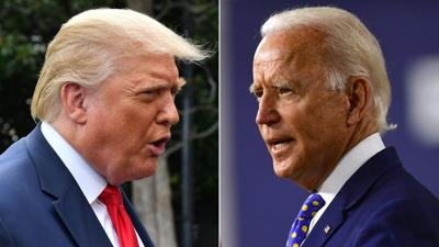 How to watch tonight's Biden and Trump town halls